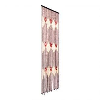 Vliegengordijn houten kralen: Tonkin